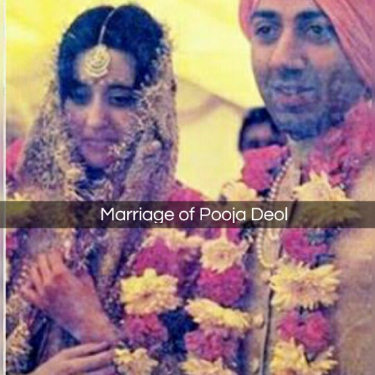 Lynda Deol marriage images