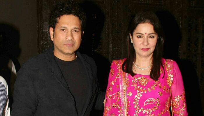 Wife of Sachin Tendulkar-Anjali Tendulkar Biography-Images-Love story