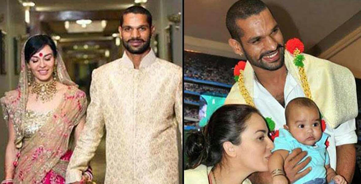 Shikhar Dhawan wife-Ayesha Mukherjee Biography-Age-Love Story-pics
