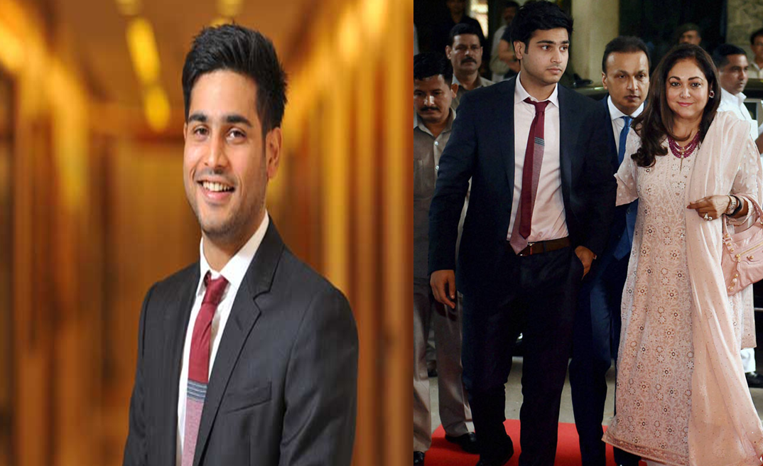 Jai Anmol Ambani-Biography-Age-Photos-Elder Son of Anil Ambani