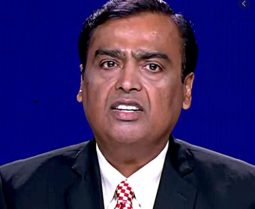 richest business man of India 4G jio owner
