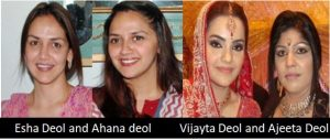 bobby deol sisters