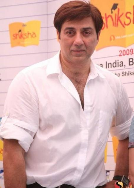 Sunny Deol age-date of birth-more about Ajay Singh Deol