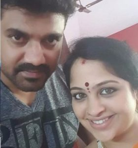 Srujan Lokesh wife