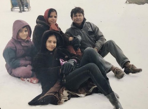 Fenil umrigar family old pic