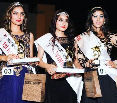 Mehtaz wasif Miss Indian model