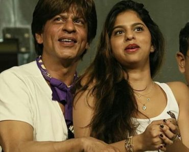 Suhana and Shah Rukh photos