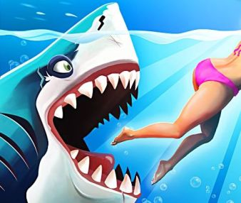 Hungry shark world game download