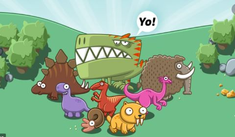 crazy dino park mod apk download