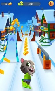 latest talking tom games