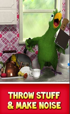 Talking Pierre the Parrot Game download