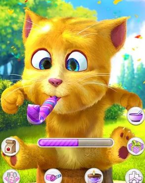 talking ginger 2 game download