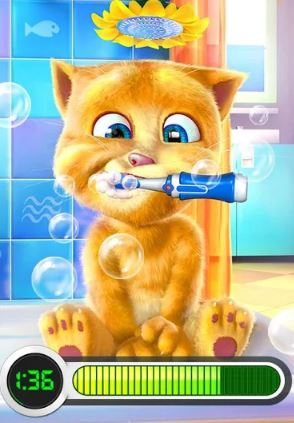 talking ginger mod apk download