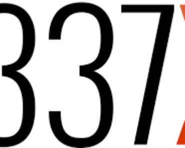 1337 x sites