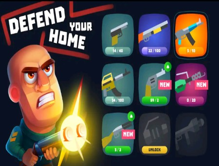 Don Zombie-a Last stand Against the Horde Game Apk (2)