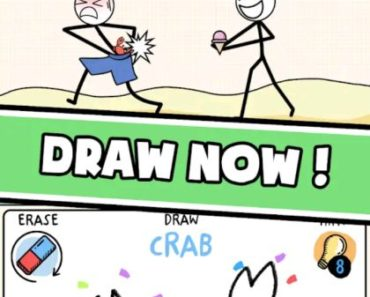 Draw puzzle sketch it game apk