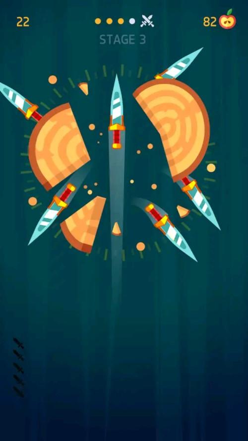 Knife last game apk