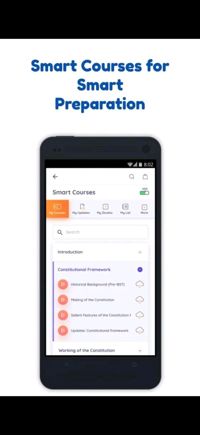 competitive exams app