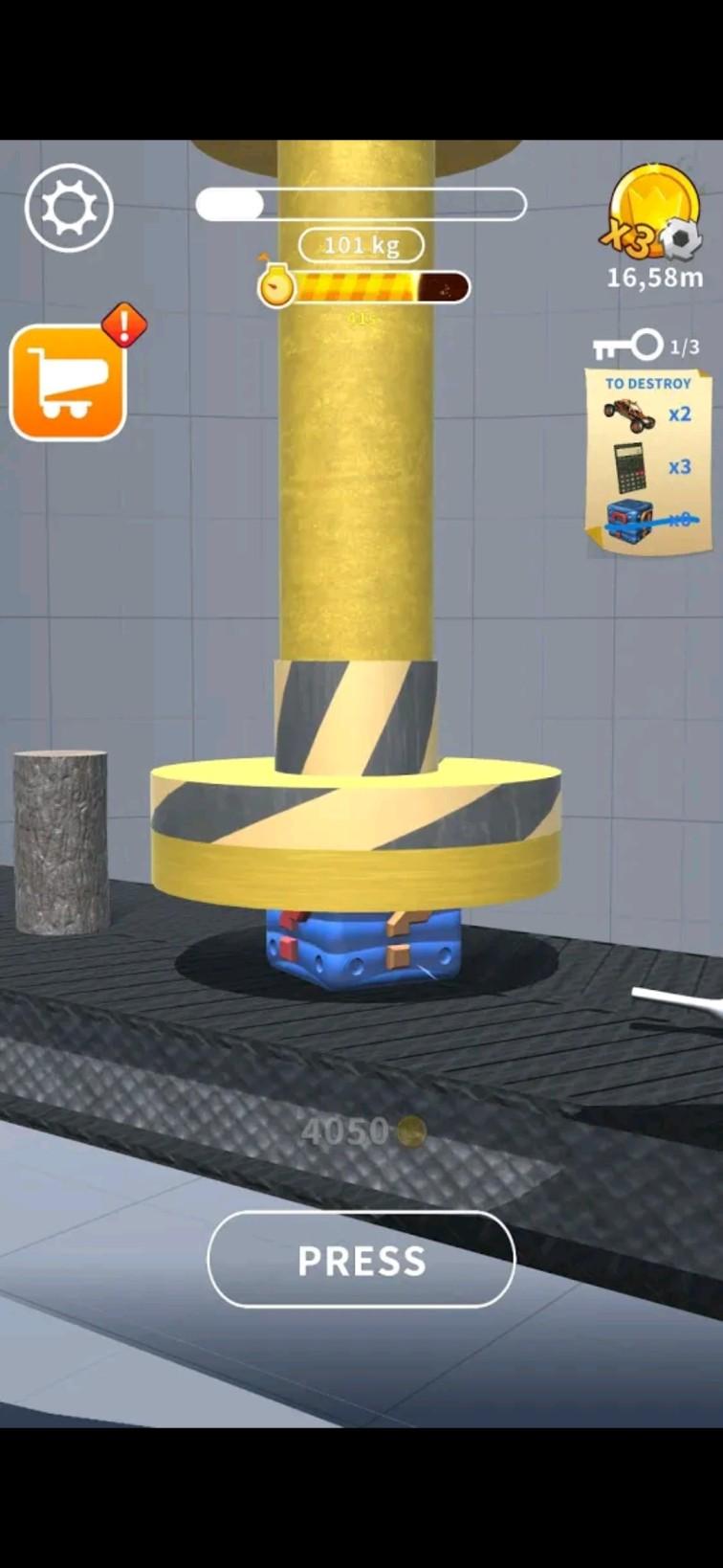 hydraulic press game download