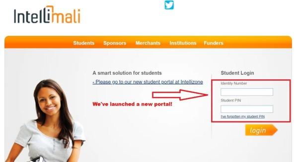 intellimali student portal