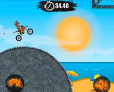 moto x3m bike racing game