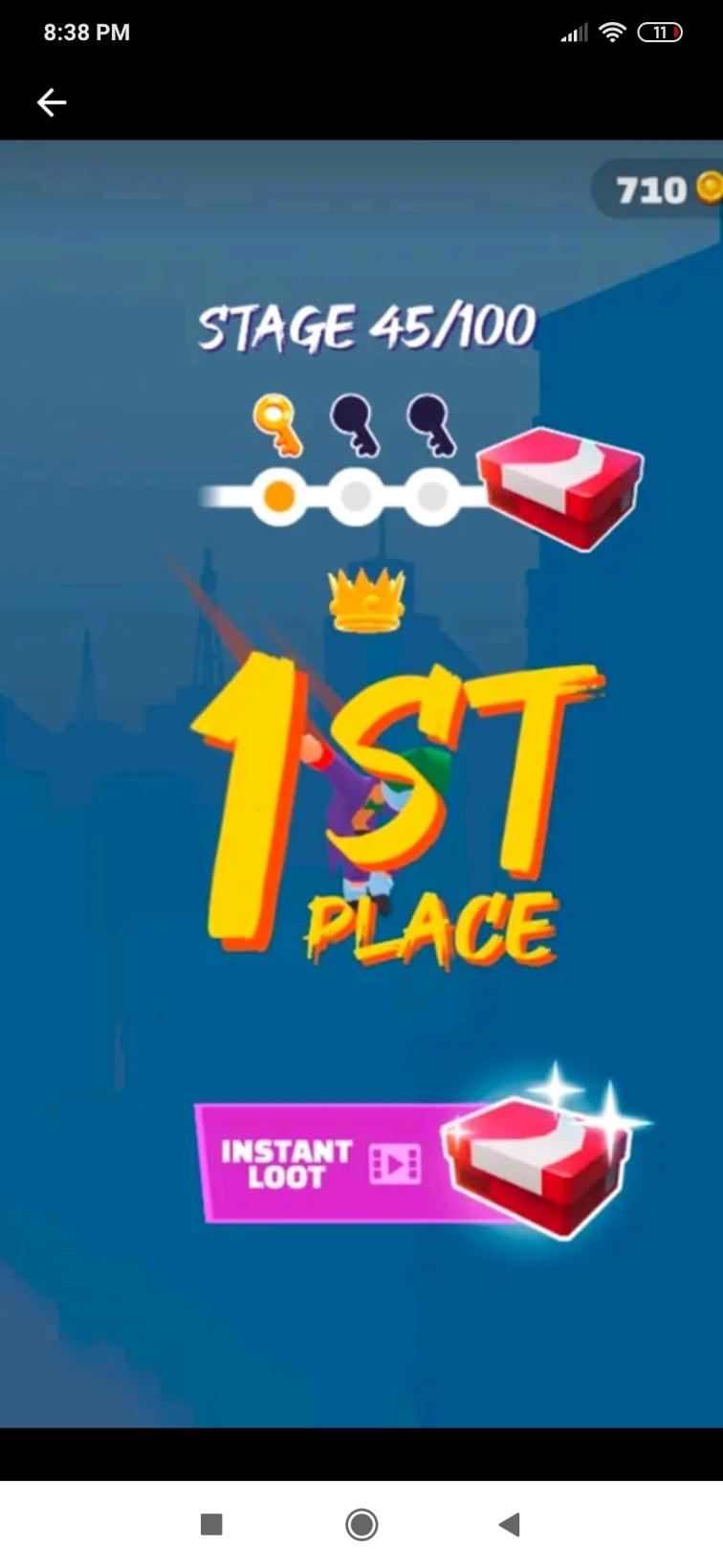 parkour race free run game mod apk
