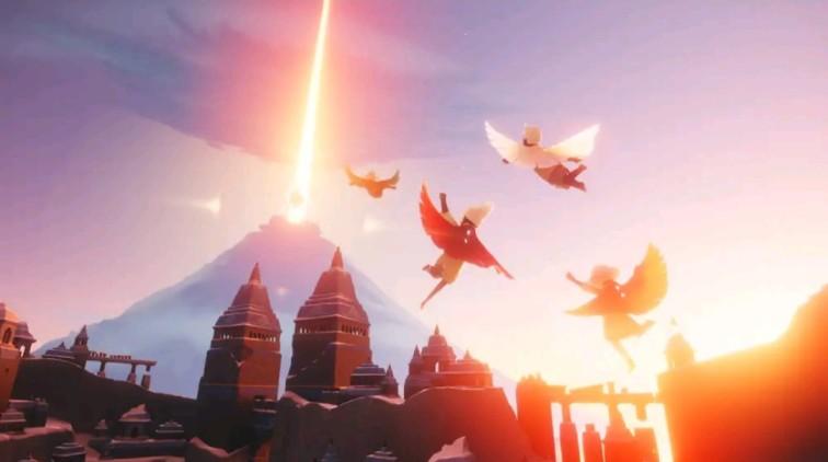 sky children of the light game