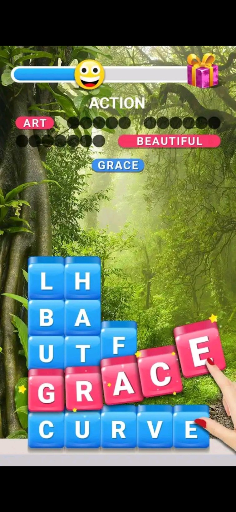 word nature game answers