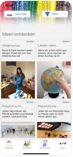 Lagerkoller app germany