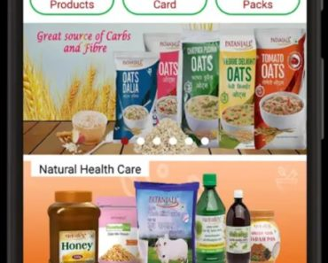 Order me Patanjali App Download