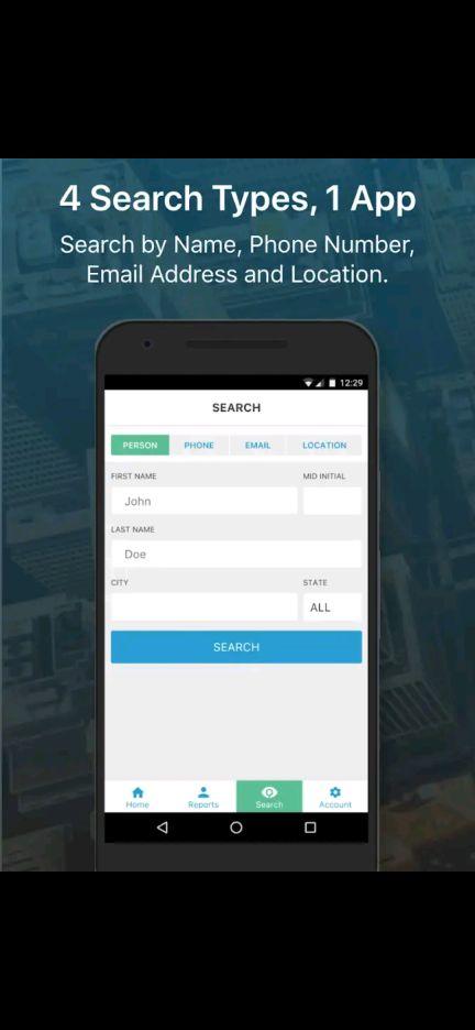 background details app