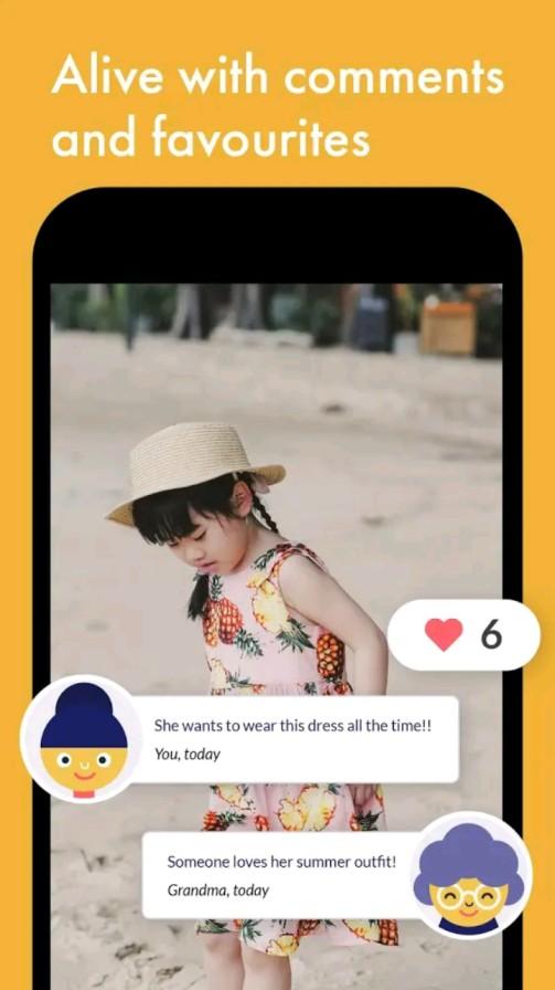 backthen app download