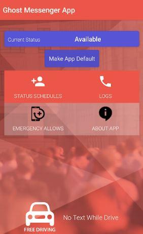 ghost messenger app premium
