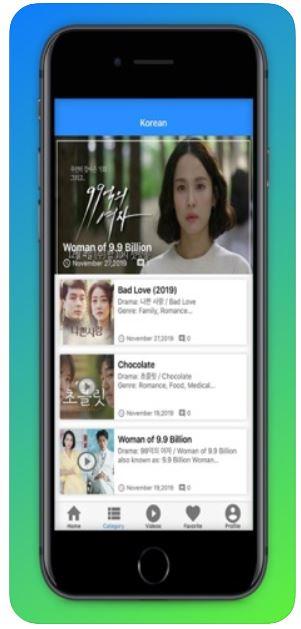 Kissasian apps