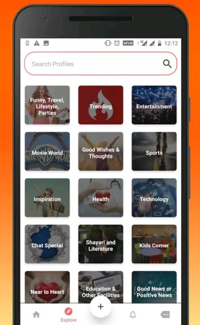 alternatives of tiktok app