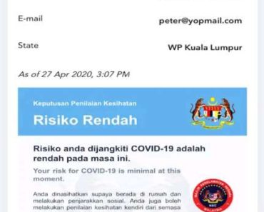 malaysia covid 19 app