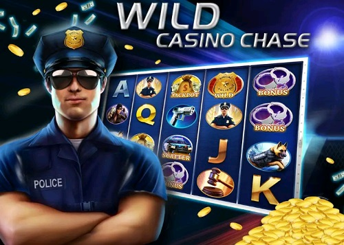 cops and donuts slot machine app