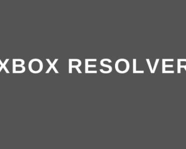 xbox resolver website