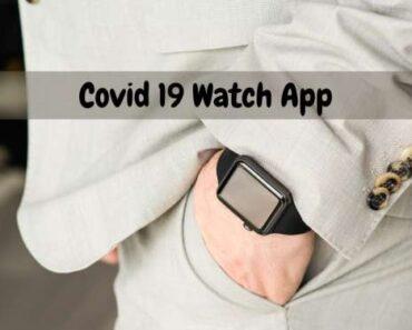 Covid 19 Watch App