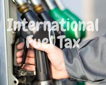 International Fuel Tax
